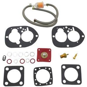 Kit de reparación de carburador para Volvo Penta 841292 856471 856472 841836-0 Sierra 18-7000 carburador marino