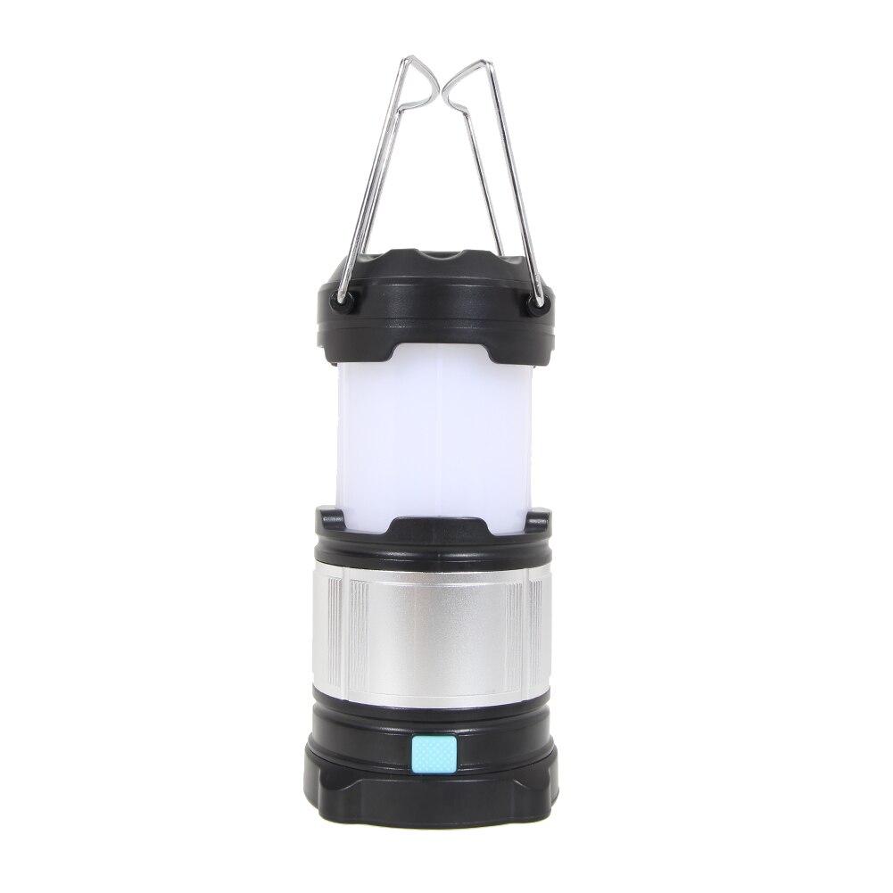 High Power Camping Lantern Tent Retractable USB LED Camping Lamp Portable Lantern Light for Climbing Camping