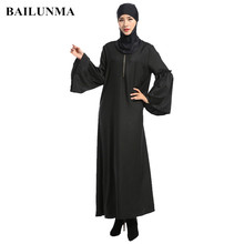 Fashion Chiffon Islamic clothing for women Muslim wear abaya muslim turkish islamic ladies  69191