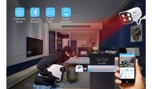 Image 4 - MISECU 8CH 1080P HDMI POE NVR ערכת אבטחת CCTV מערכת 2MP IR חיצוני אודיו שיא IP מצלמה עמיד למים P2P וידאו מעקב