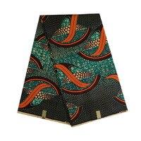 2019 chegada nova tecido de atiku nigéria flor cera africano estilo ancara estampas em tecido bloco alta qualidade