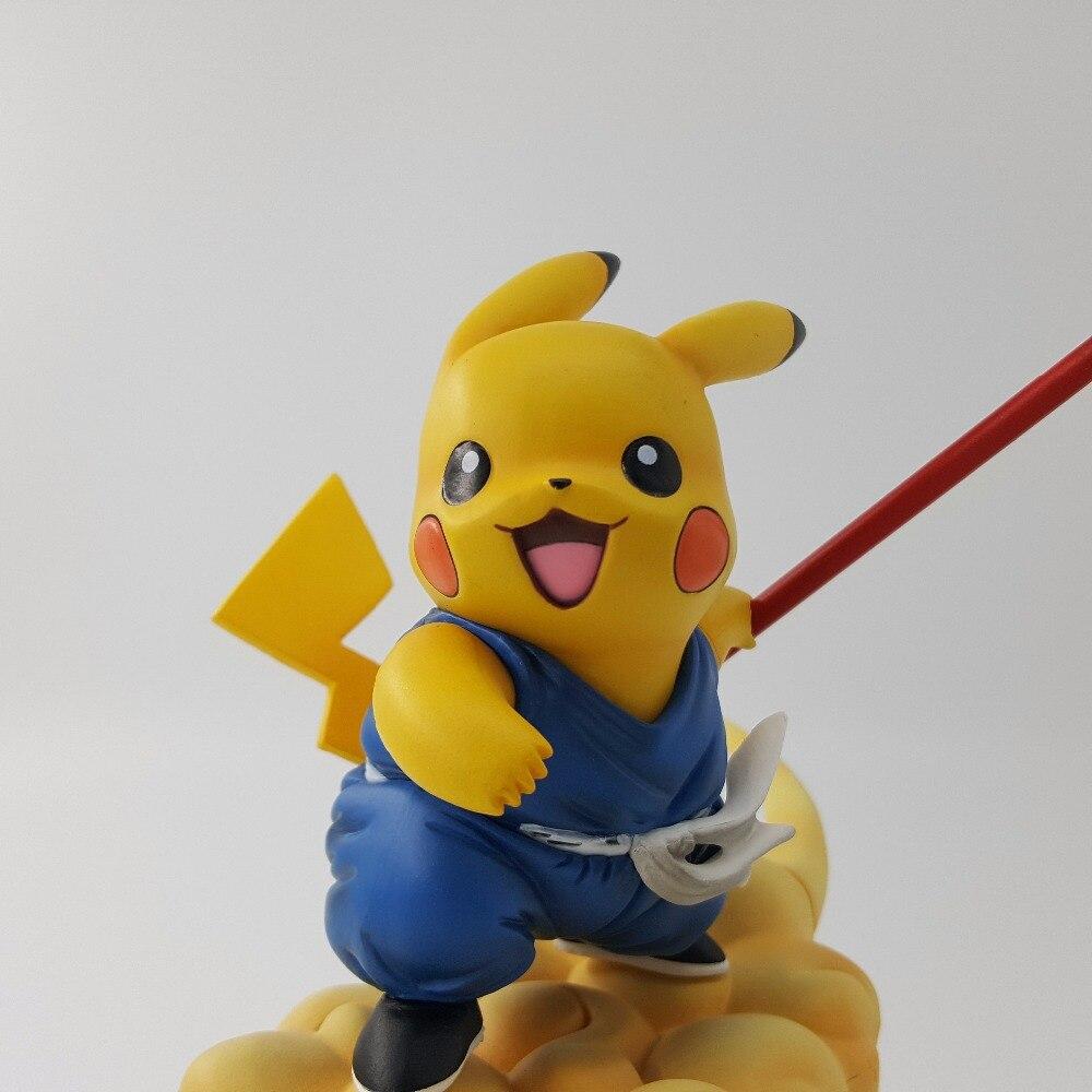 Figuras de Ação e Toy dragon ball z goku cosplay Fantoches : Modelo