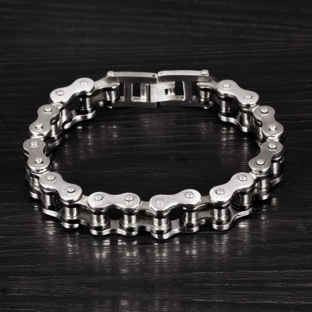 Motorcycle Chain Bracelets