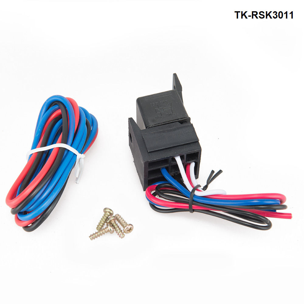 Great 12v Racing Car Engine Start Push Button Toggle Ignition Switch Panel How To Wire A Led Tk Rsk3011