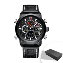 Sport Watch For Men Top Brand Luxury Men's Wrist Watch Leather Digital Watches Male Clock Erkek Kol Saati Relojes Hombre 2019 mens watches top brand luxury men watch sport automatic bayan kol saati erkek saat relojes reloj hombre montre homme horloge