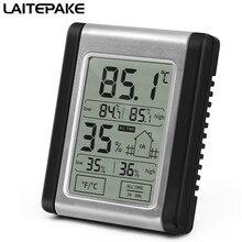 Беспроводной цифровой гигрометр внутренний наружный термометр Монитор влажности с измерителем температуры измеритель влажности для светодиодного тента для выращивания
