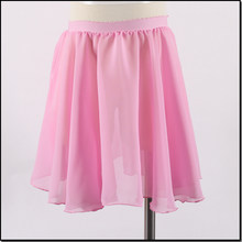 Tulle Skirts Child Ballet Wrap Chiffon Dance Aprons for Children Girls Latin Ballroom Kids(China)