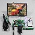 7 polegadas HSD070PWW1 C00 1280x800 IPS lcd com tela tocuh com HDMI VGA placa motorista 2AV VS TY2662 V1 para Framboesa Pi