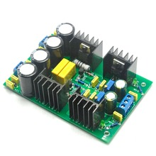 Class A Parallel Regulated Power Supply Finished Board for Preamplifier assembled ls9d tube power supply finished board bile before the class universal power supply board