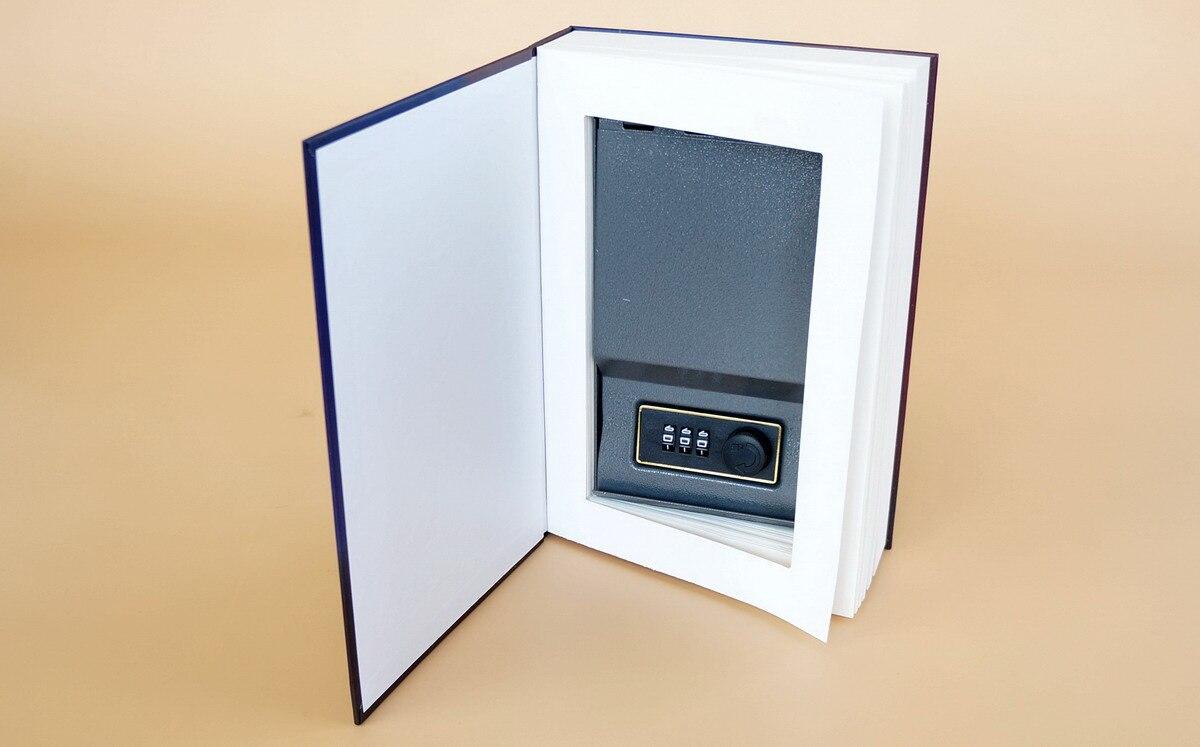 geekoplanet.com - Mini Book Safe