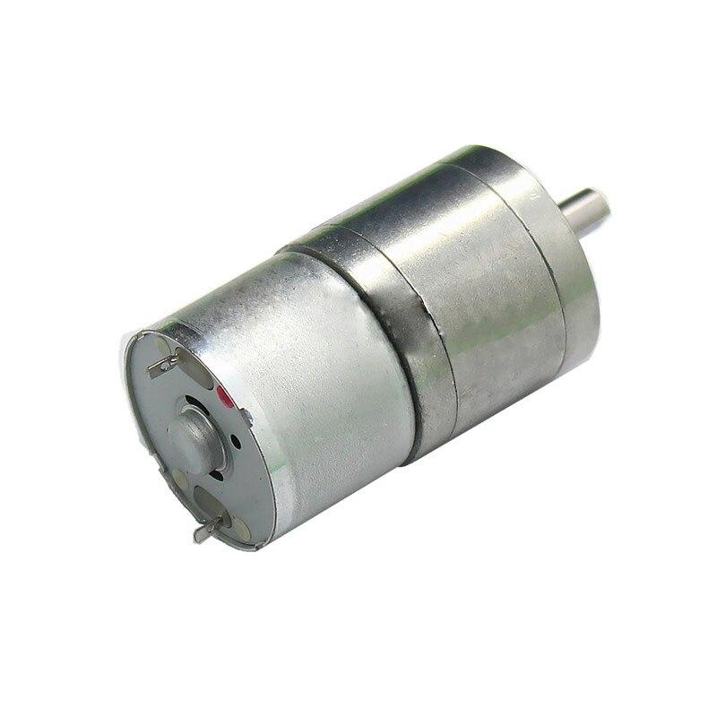 jga25 310 micro motor da engrenagem cc 01