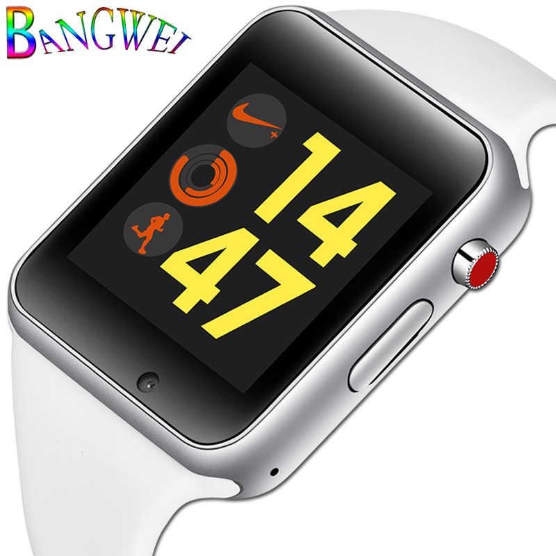 LIGE 2019 新しい腕時計女性スポーツ歩数計 LED デジタル腕時計 SIM カメラ音楽ビデオプレーヤースマートウォッチと Android + ボックス