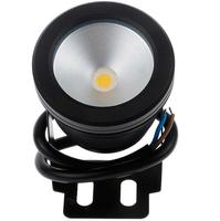 Wholesale 10W DC12V LED Underwater light Floodlight Light Pool landscape grass mirror Glass IP68 Waterproof RGB/Warm/Cold/White
