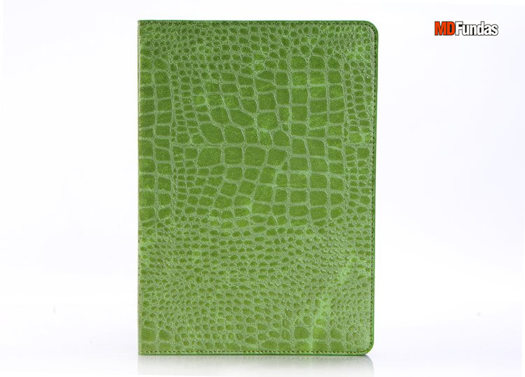 MDFUNDAS For Apple iPad 2 iPad 3 iPad 4 Case Crocodile Pattern Flip Stand Wallet Leather Tablet Cover For iPad2 iPad3 iPad4  2016 new tablet case for apple ipad 4 3 2 flip stand alice in wonderland