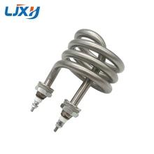 LJXH 220 V 380 V Heater voor Water Distilleerder, 304 Rvs Verwarming Pijp, gedestilleerd Elektrische Water Verwarmingselement Onderdelen