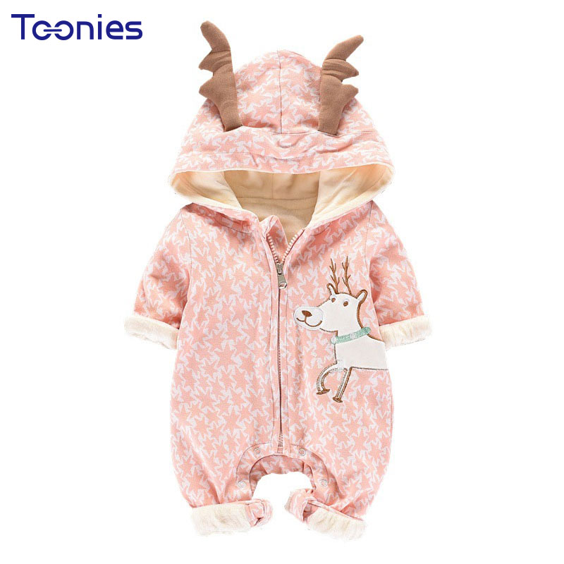 2017 Baby Boys Climbing Clothes 2017 Winter Thicker Girls Romper Infant Clothing Newborn Girl Hoody Rompers Warm Cotton Jumpsuit motorcycle tail tidy fender eliminator registration license plate holder bracket led light for ducati panigale 899 free shipping
