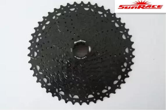 ФОТО SunRace CSMS8 11-46T 11 Speed MTB Bike Cassette Freewheel Wide Ratio bicycle mtb freewheel Cassette 11-46T