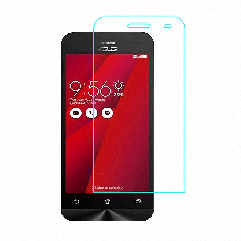 Tempered Glass Screen Protector Guard Film For Asus Zenfone GO ZB452KG ZB450KL 4.5-inch