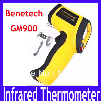 Non-Contact Digital Infrared Laser IR Thermometer GM900 Infrared Temperature Detector