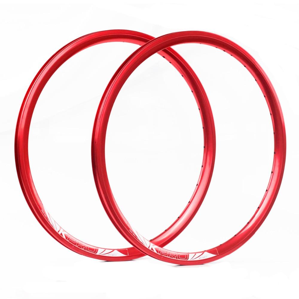 Litepro Kpro Aluminium Alloy Rims 20 451 32 Holes For BXM Minivelo Folding Bike Disc Brake Wheels Rim 2pcs/pair java 451 20 1 1 8 aluminum mini velo wheelset wheels alloy rim capiler brake disc brake for folding bike minivelo 8 11s