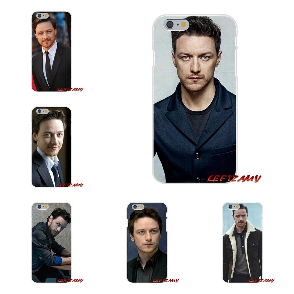 James McAvoy X Men Sexy Slim Silicone phone Case For Sony Xperia Z Z1 Z2 Z3 Z4 Z5 compact M2 M4 M5 E3 T3 XA Aqua
