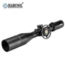 Специальное предложение! MARCOOL Оптика прицел ALT 4,5-18X44 SFL Воздушный пистолет прицел Охотничья винтовка сторона большое колесо фокус для пневматической стрельбы