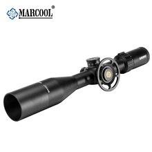 Специальное предложение! MARCOOL Оптика прицел ALT 4,5-18X44 SFL Воздушный пистолет Riflescope Охотничья винтовка сторона большое колесо фокус для Airguns стрельба