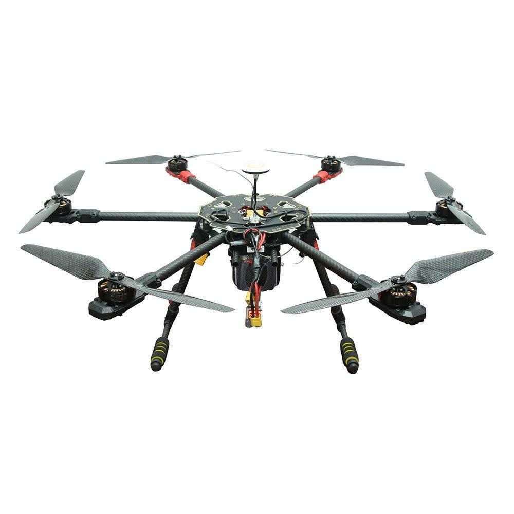 Tarot 680 Pro Hexacopter TL68P00 w/Sunnysky X4108S 600KV & ESC FPV multi-rotor ARTF Combo