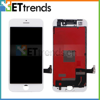 2PCS/LOT For iPhone 8 OEM Original LCD Screen Assembly Black White DHL Free Shipping