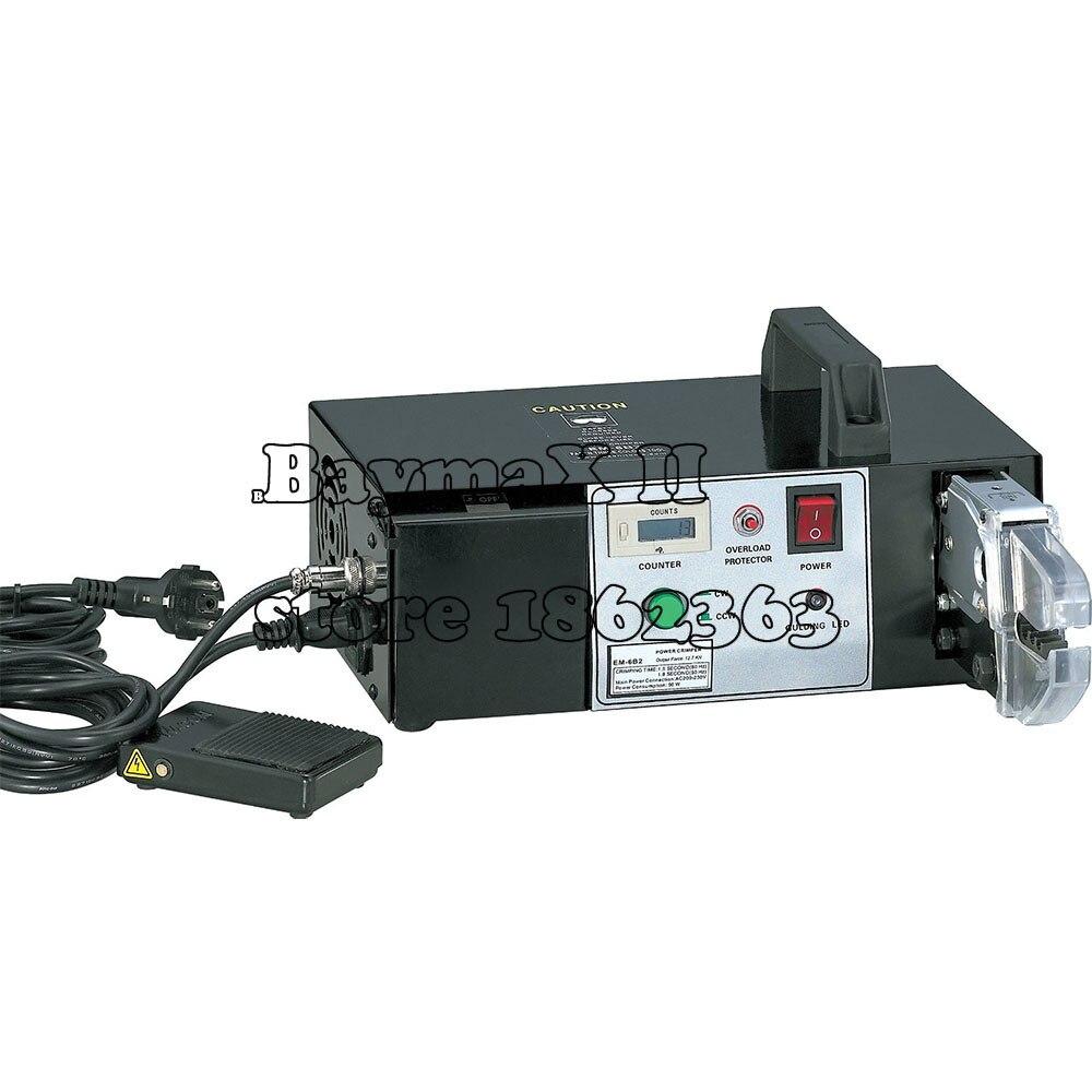 Электрические обжимной машины с 110 В/220 В и 7 свободно опционально штампов