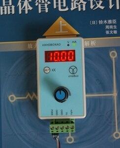 Image 1 - Analog Output of Hand Held 0 10V/2 10V 0 20mA/4 20mA Signal Generator