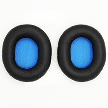 Replacement soft Sponge foam Earmuff Cup Cushion for Sennheiser HD8 DJ HD6 MIX Headset Headphones earpads цена в Москве и Питере