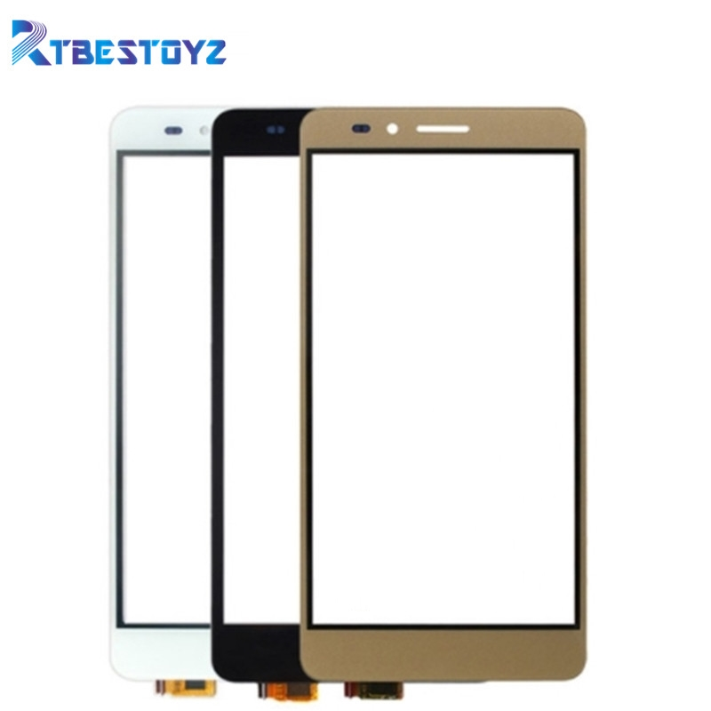 RTBESTOYZ 10PCS/lot <font><b>Touch</b></font> <font><b>Screen</b></font> For <font><b>Huawei</b></font> <font><b>Honor</b></font> <font><b>5X</b></font> TouchScreen with Digitizer Glass Panel Replacement Parts image