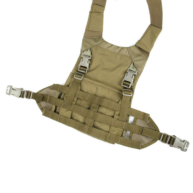 Chest 2018 Rig Mc Imported Mbav Vest For Multicam Strap W2D9HEIY