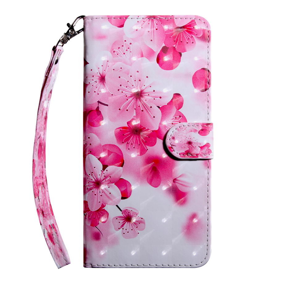 Flip Case for Xiaomi A1 A2 5X 6X Max 2 F1 Xiaomi Redmi 5A 5 6 6A 5 Plus 4X Note 4 5 4X 5A 6 Pro Book Style Wallet Phone Case in Wallet Cases from Cellphones Telecommunications