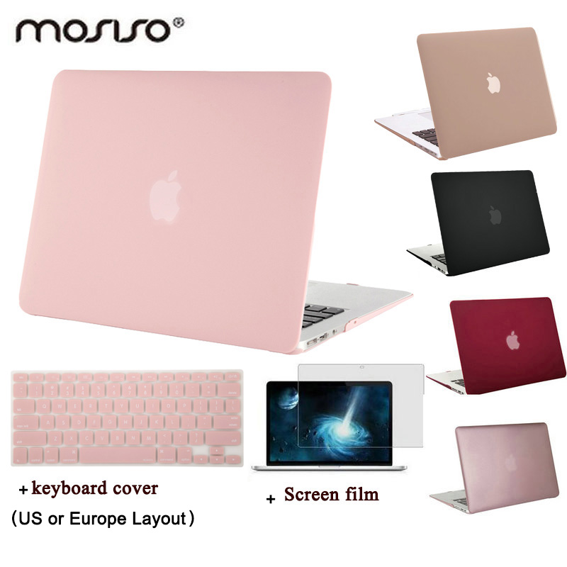 MOSISO for Macbook Air 13 inch Plastic Hard Cover Case for Macbook Retina Pro 13 A1425/A1502 2012-2015 Protective Laptop Shell matte plastic protective case cover for 2012 new apple macbook pro 15 4 inch with retina display a1398 transparent