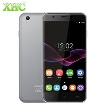 OUKITEL U7 Max 5.5 pulgadas Android 6.0 Smartphone RAM 1 GB ROM 8 GB MT6580A Quad Core 1.3 GHz WCDMA 3G Dual SIM 13MP Cámara teléfono móvil