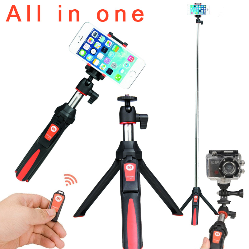 buy mefoto mk10 4 in 1 extendable selfie stick monopod mini tripod phone stand. Black Bedroom Furniture Sets. Home Design Ideas