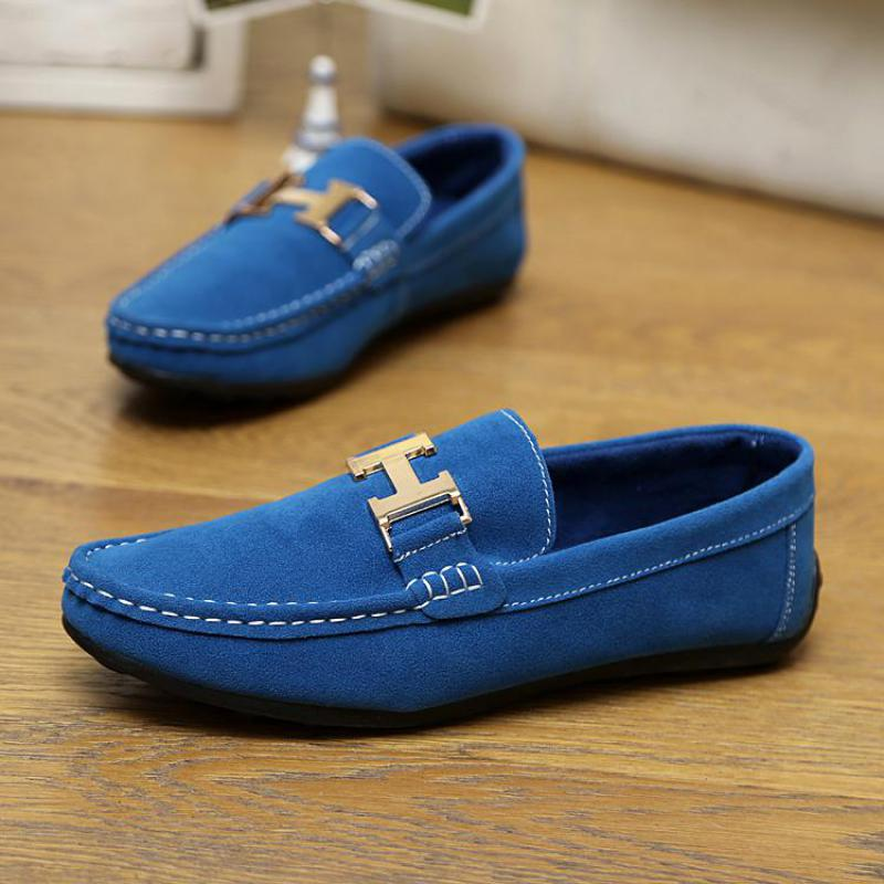 717b56d83eb Summer Style Casual Moccasins Men Loafers Shoes New 2015 Slip on Black  Brown Man Shoes Brand Casual Soft Comfort-in Women's Flats from Shoes on ...