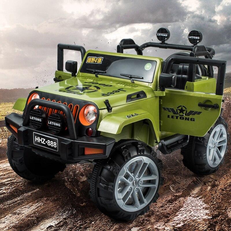 Goede Koop Vierwielaandrijving Suv Kinderen Elektrische Auto Kan