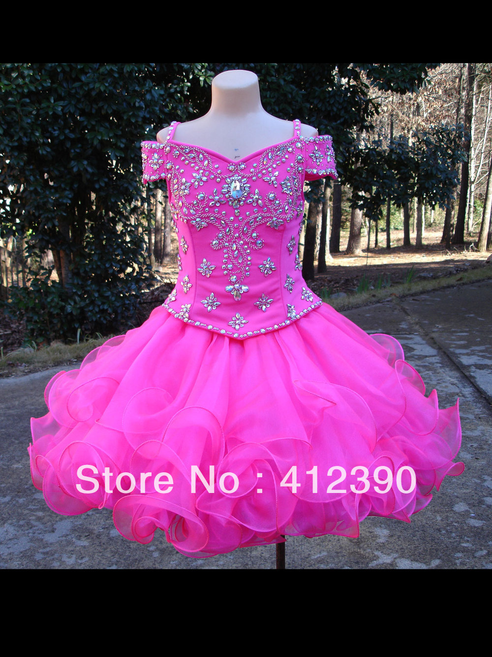 Online Get Cheap Toddler Short Pageant Dress -Aliexpress.com ...