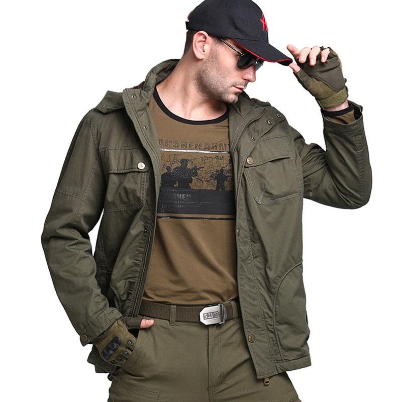 Winter Men's Fleece   Trench   Fashion Hooded Plus Size Fleece Cotton   Trench   Coats Men Overcoat Pull Homme L~4XL BF5009