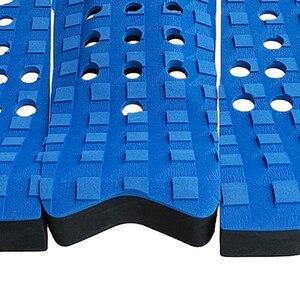 Image 5 - Perfeclan 5 قطعة مربع مخدد إيفا لوح التزلج لوح التزلج Longboard سوب الجر سطح قبضة الذيل الوسادة قلصا ورقة الملحقات