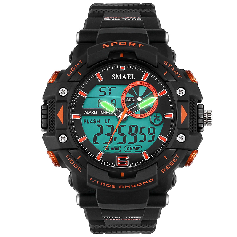 Brand Fashion Watch Men G Style Waterproof LED Sports Military Watches Shock Men's Analog Quartz Digital Watch relogio masculino виниловая пластинка romeros the world of flamenco