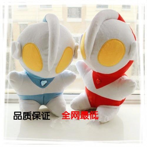 2030cm Wholesale Plush Toy Doll Ultraman Dolls Surperman Gift