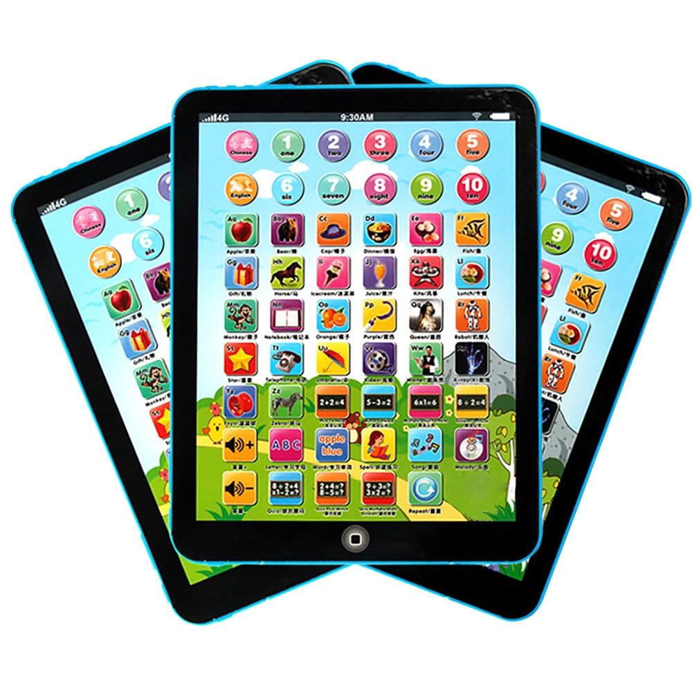 Action Toys Chinese English Language Educational Tablet ...
