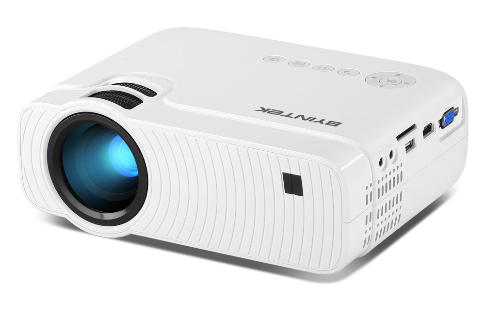 BYINTEK SKY K2 150inch LED Mini Micro Portable Video HD Projector with Speaker HDMI USB For Game Movie 1080P Cinema Home Theater (17)