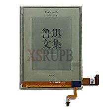 100% originele 6 inch HD ED060XG3 ED060XG3 (LF) t1 00 LCD voor E book readers LCD display (Niet gebruik pocketbook)