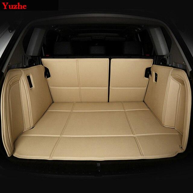 Yuzhe Custom Car Trunk Mat For Bmw X1 X3 X4 X5 X2 X6 E46 E39 E60 F10