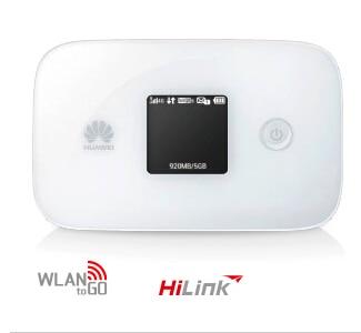 Huawei E5786 MiFi Hotspot LTE Kat. 6 bis 300 Mbit / s Huawei - Netwerkapparatuur - Foto 1